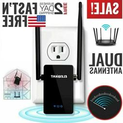 WiFi Range Extender Super Booster 750Mbps 2.4G Boost Speed W