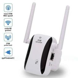 WiFi Range Extender Up to 300Mbps Repeater, WiFi Signal Boos