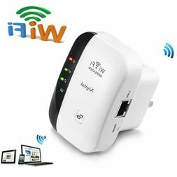 WiFi Range Extender Wireless Repeater Internet Signal Booste