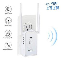 WiFi Router Extender Long Range, Aigital 300M Wireless Repea