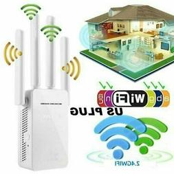 WiFi SIGNAL Range Booster Wireless Internet Network Extender