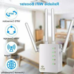 WIFI Repeater booster Range Extender signal amplifier AC1200