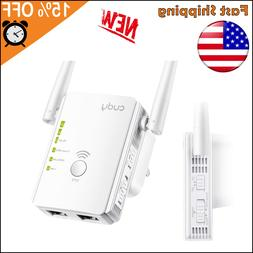 Wireless Router WiFi Internet Range Extender Network Signal
