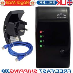 Wireless WiFi Repeater Signal Booster Extender Router Intern