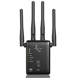 VICTONY 1200Mbps  Wireless WiFi Repeater with External Anten